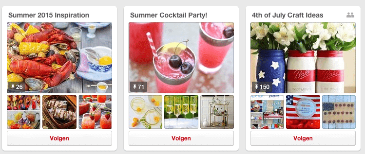 Pinterest succes case van Wayfair